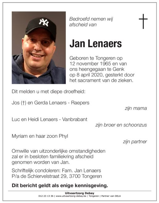 Jan Lenaers